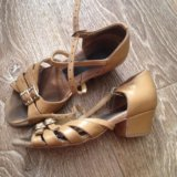 Туфли танцевальные. Фото 1.