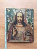 Икона 19 век господь вседержитель . Фото 2.