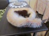 Меховая полоска на голову. Фото 2.