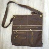Итальянская кожаная сумка. Фото 3.
