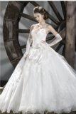 Роскошное свадебное платье. Фото 2.