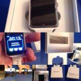 Смарт ватч. модель а1 андроид/айфон/симкарта. Фото 1.
