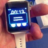Смарт ватч. модель а1 андроид/айфон/симкарта. Фото 4.