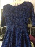 Платье в пол 42. Фото 3.