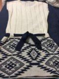 Тёплое платье. Фото 1.