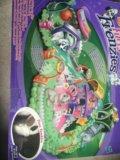 Прекрасный подарок для ребёнка, два зверька дарю. Фото 2.