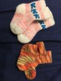 Детские носочки. Фото 2.