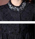 Новое платье жаккард с украшением. Фото 4.