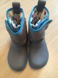 Резиновые сапоги crocs kids crocband ii.5 р-р j1. Фото 1.