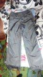 Штаны,брюки теплые на флисе (осень,зима). Фото 3.