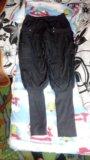 Штаны,брюки теплые на флисе (осень,зима). Фото 4.