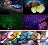 Музыкальный ночник-проектор звездного неба «черепа. Фото 1.