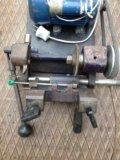 Станок для изготовления ключей. Фото 1.
