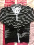 Мужской пуловер dg. Фото 1.
