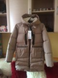 Куртка парка зимняя новая. Фото 1.