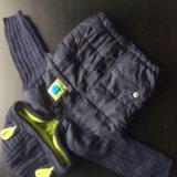Куртка на мальчика (флис). Фото 1.