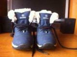 Зимние ботинки. Фото 2.