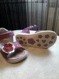 Туфельки 22 размер. Фото 2.