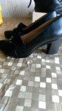 Туфли кожа женские р.40. Фото 2.