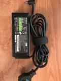 Сетевой адаптер ноутбука sony nsw24063 vaio. Фото 2.
