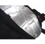 Рюкзак a.s.m.k. с металическими пластинами. Фото 3.