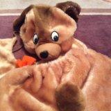 Костюм карнавальный медведь напрокат. Фото 1.