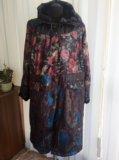 Пальто зимнее, новое, 54/56 размер. Фото 1.