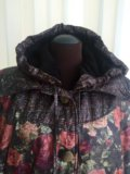 Пальто зимнее, новое, 54/56 размер. Фото 2.