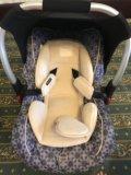 Детское автокресло happy baby. Фото 2.