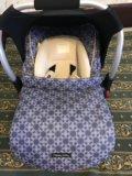 Детское автокресло happy baby. Фото 1.