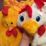 Костюм цыплёнок петух напрокат карнавальный. Фото 4.
