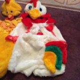 Костюм цыплёнок петух напрокат карнавальный. Фото 2.
