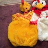 Костюм цыплёнок петух напрокат карнавальный. Фото 3.