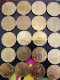 Юбилейные монеты. Фото 1.