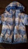 Куртка (зима) для девочки 6-8лет. Фото 2.
