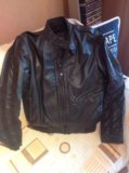 Zara куртка кожаная  italian 46-48 р. Фото 4.