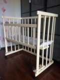 Приставная кроватка кроха. Фото 3.