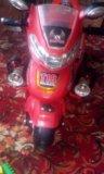 Продам детский мотоцикл на аккумуляторе. Фото 2.