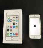 Apple iphone 5s 64gb gold. Фото 3.