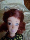 Ободок кошка, для кукл. Фото 3.