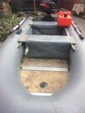 Моторная лодка. Фото 1.