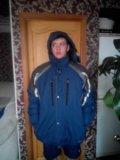 Куртка зимняя лыжная. Фото 3.