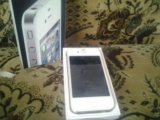 Iphone 4 white. Фото 2.