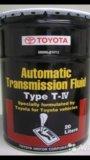 "Масло трансмиссионное "" toyota atf type t-iv (t4). Фото 1."