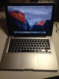 Macbook pro 13 2011 i5 2,3/8gb/240ssd+320hdd. Фото 1.