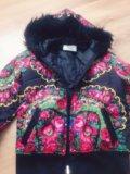 Куртка,на  синтепоне,размер s-m. Фото 1.