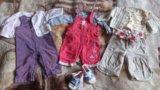 Вещи для девочки. Фото 1.