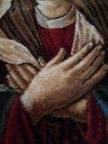 Ковёр икона. Фото 3.