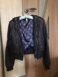 Куртка из натуральной кожи. Фото 3.
