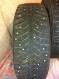 Bridgestone blizzak spike-01 195/65 r15. Фото 2.
